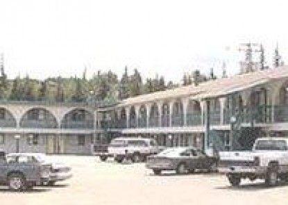 Pleasant Valley Motel Houston Teras
