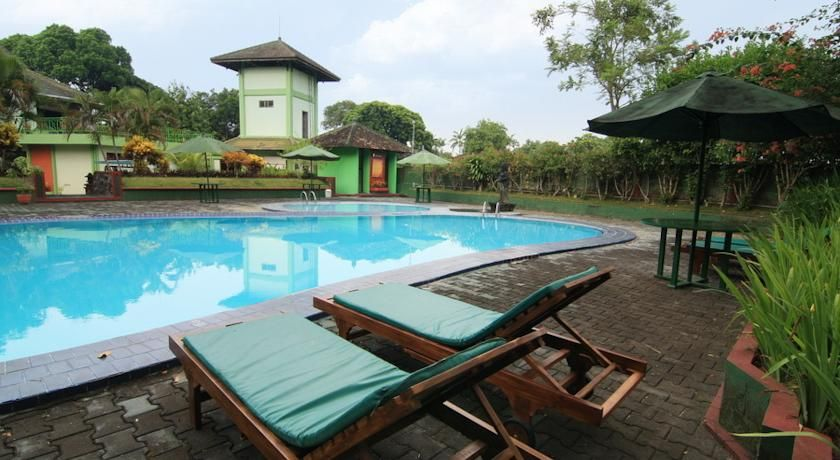 Poeri Devata Resort Hotel, Sleman