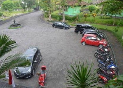Poeri Devata Resort Hotel Teras