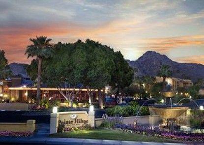 Pointe Hilton Squaw Peak Resort Teras
