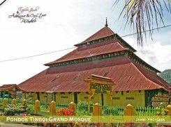 Masjid Kuno Pondok Tinggi