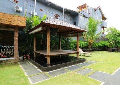 Pondok Jempiring Kuta Bali Teras