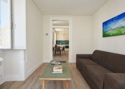 Portugal Ways Santos Azulejos Apartments