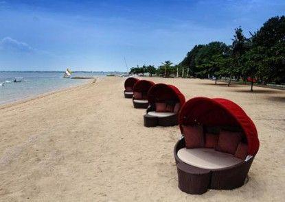 Prama Sanur Beach Bali (Formerly Sanur Beach Hotel Bali) Pantai