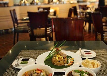 Prama Grand Preanger Bandung Rumah Makan