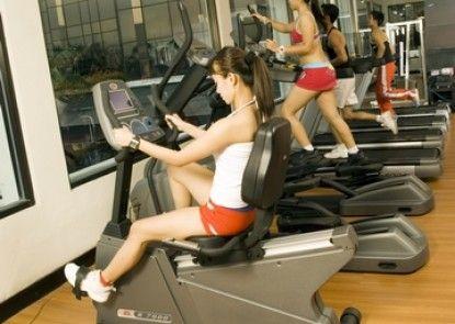 Prama Grand Preanger Bandung Ruangan Fitness