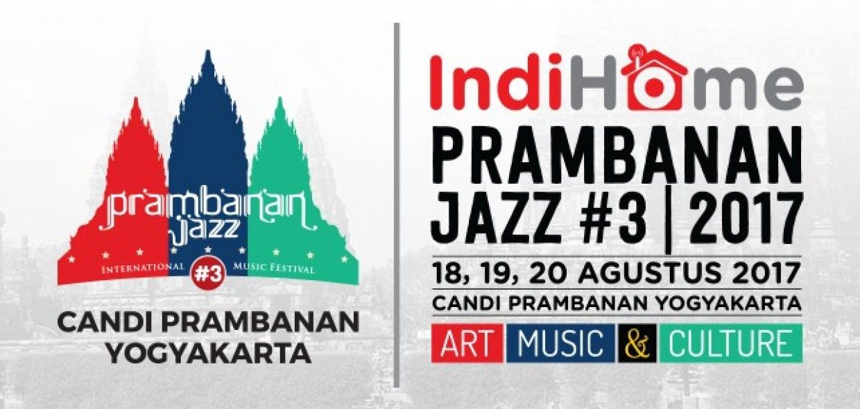 Prambanan Jazz 2017