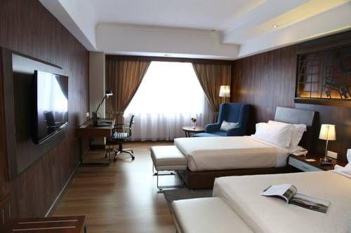 Century Park Hotel, Jakarta Pusat