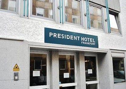 President Hotel Frankfurt
