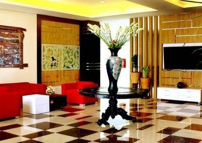 PRIMA SR Hotel & Convention Lobby