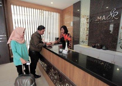 PRIMA SR Hotel & Convention Penerima Tamu