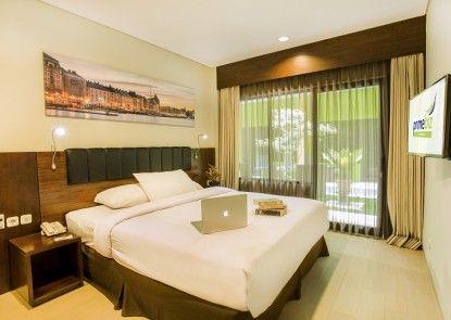 PrimeBiz Hotel Karawang Teras