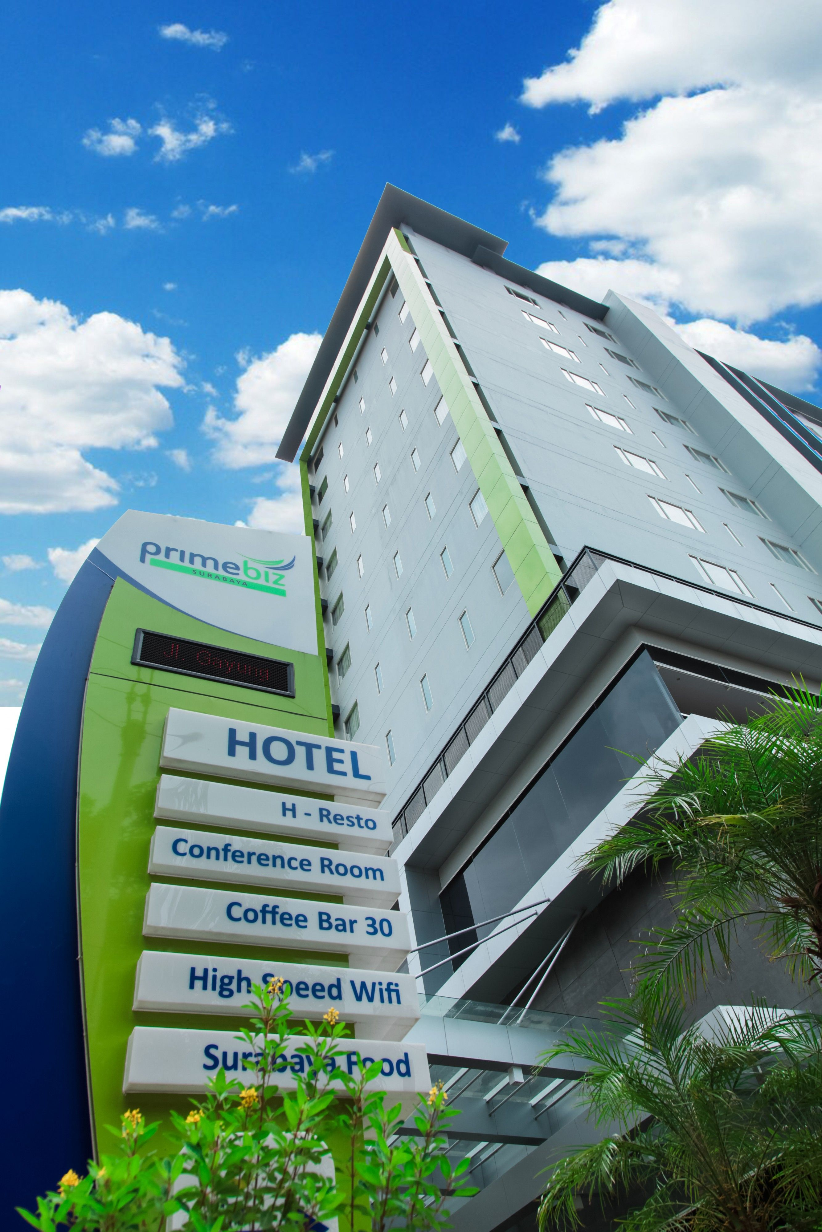 PrimeBiz Hotel Surabaya,Wok Noodle - PTC