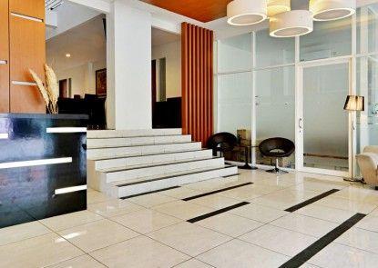 Prime Cailendra Hotel Penerima Tamu