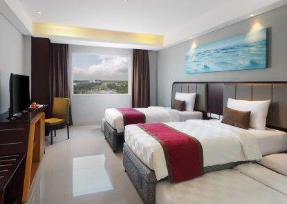 Prime Plaza Hotel Kualanamu - Medan Kamar Tamu