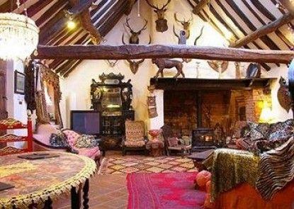Priory House & Oriental Brew House