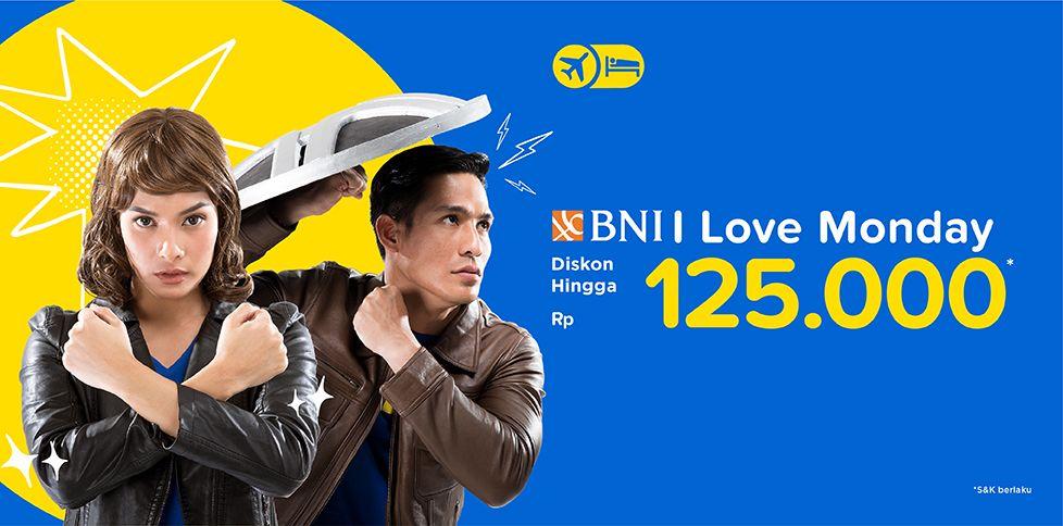 Promo Tiket Pesawat & Hotel hingga Rp 125.000