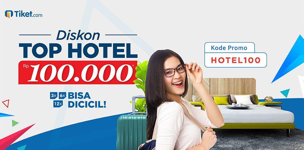 Tiket.com : Top Hotel Weekend ( Source : tiket.com )