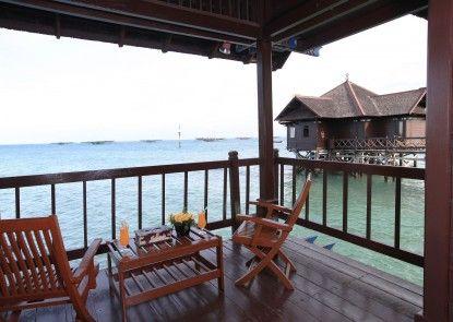 Pulau Ayer Resort & Cottages Teras