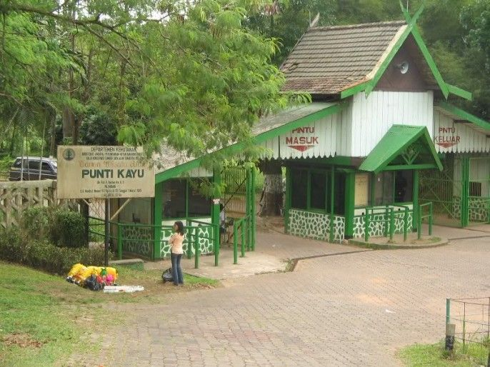 Taman Wisata Alam Punti Kayu