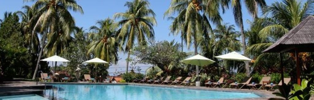 Puri Bunga Beach Cottages Hotel, Lombok Barat
