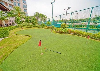 Puri Casablanca Serviced Apartement Lapangan Golf (di tempat)