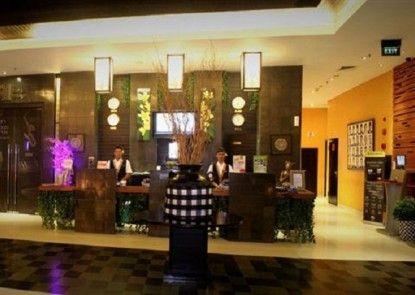 Puri Denpasar Hotel Lobby