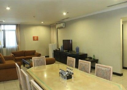 Puri Denpasar Hotel Kamar Tamu