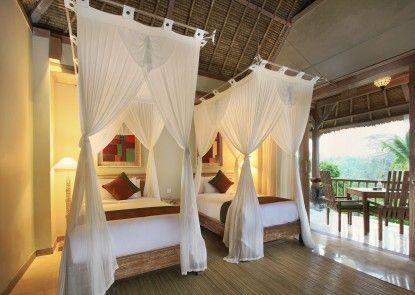 Puri Gangga Resort Ubud Kamar Tamu