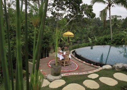 Puri Gangga Resort Ubud Layanan Private Dining