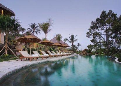 Puri Gangga Resort Ubud Kolam Renang