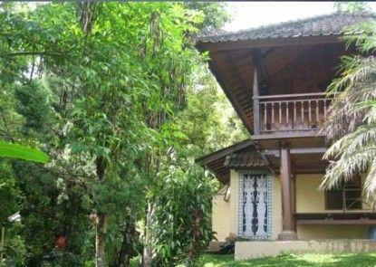 Puri Lumbung Cottages Eksterior