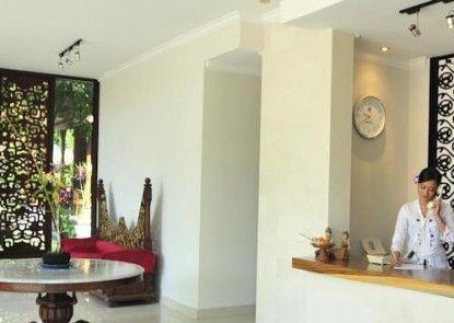 Asana Puri Maharani Hotel Penerima Tamu