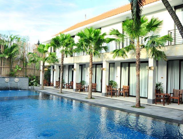Asana Puri Maharani Hotel, Denpasar