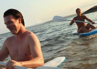 Puri Santrian Beach Resort & Spa Aktifitas