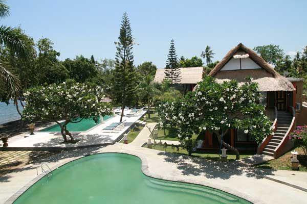 Puri Saron Baruna Beach Hotel, Buleleng