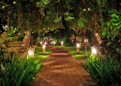 Puri Saron Seminyak Hotel Taman