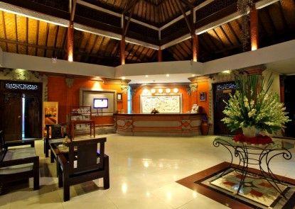 Puri Saron Seminyak Hotel Lobby