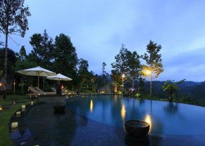 Puri Sebatu Resort Ubud Kolam Renang
