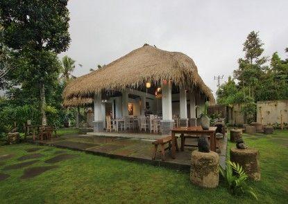Puri Sebatu Resort Ubud Teras