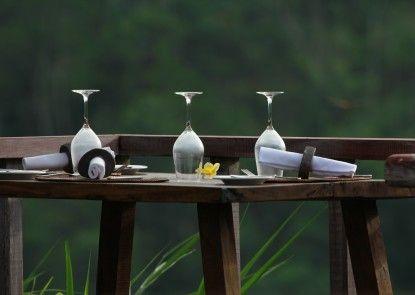 Puri Sebatu Resort Ubud Rumah Makan