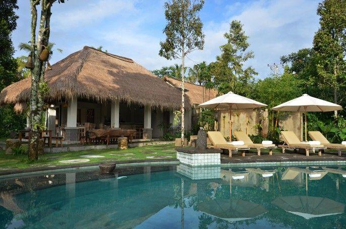 Puri Sebatu Resort Ubud, Gianyar