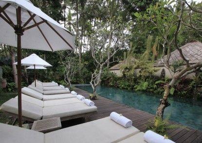 Puri Sunia Resort Ubud Kolam Renang Utama