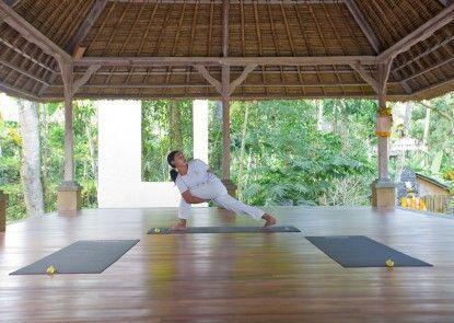 Puri Sunia Resort Ubud Yoga