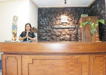 Puri Alam Dewata Guest Villas Lobby