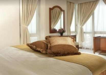 Puri Casablanca Serviced Apartement Kamar Tamu