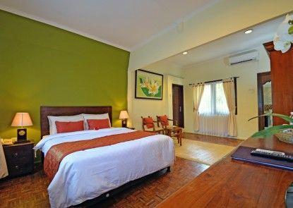 Puri Dewa Bharata Hotel and Villas Kamar Tamu