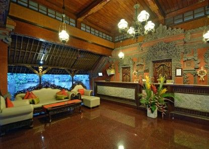 Puri Dewa Bharata Hotel and Villas Penerima Tamu