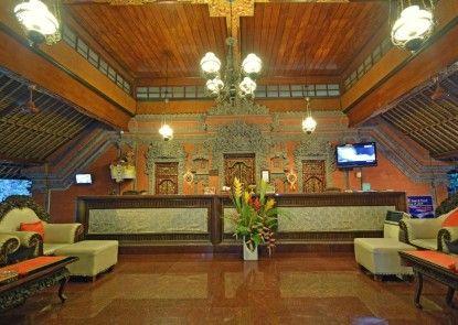Puri Dewa Bharata Hotel and Villas Lobby