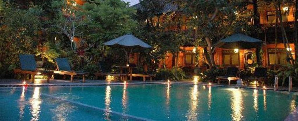 Puri Garden Hotel, Gianyar